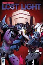 Transformers Lost Light #20 Comic Book Cover A