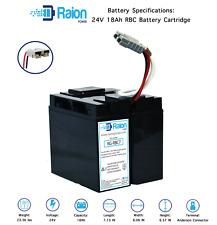 RBC7 UPS Complete Replacement Battery Kit for APC SUA1500 SmartUPS1500 SMT1500