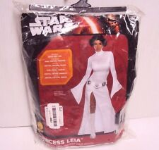 Rubies Costume Women Star Wars Deluxe Princess Leia 888610 M Cosplay Halloween