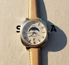 Shinola Gomelsky with 36mm Moonface Watch