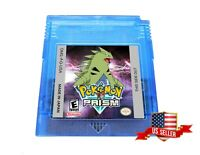 Pokemon Prism Updated 2019 Version Build 235 Game Boy Color Fan GBC Custom