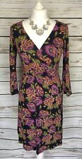FATFACE Connie Cross Stitch Semi Fitted Dress Size 10 UK New With Tags