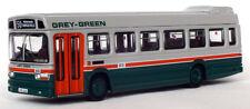14409 EFE corta Leyland Nacional MK1 Bus Gris Verde RUTA 150 1:76 de metal NUEVO