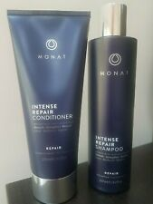 Intense Repair Shampoo + Intense Repair Conditioner GENUINE MONAT NEW