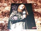 Bret The Hitman Hart Rare Signed 11x14 Photo WWE WWF Wrestling Hall Of Famer