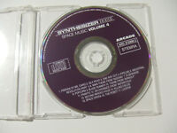 Synthesizer Greatest - Space Music Volume 4 -CD Compilation ITALIA 1992 NO COVER