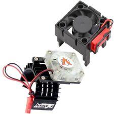 Powerhobby Traxxas Velineon VXl-3 ESC Cooling Fan + Motor Fan Black : Slash 2WD