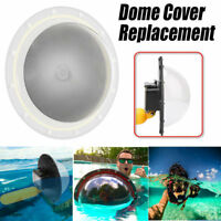 Telesin 6 inch Dome Port Housing Cover Replacement for GoPro Session Hero 6/5/4