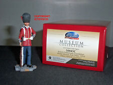 BRITAINS 50045C BRITISH COLDSTREAM GUARD HOME SERVICE FULL DRESS TOY SOLDIER