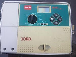 Toro  ECx 53689 Sprinkler Controller - used 12 zones