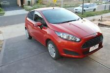 Ford Fiesta Manual Passenger Vehicles