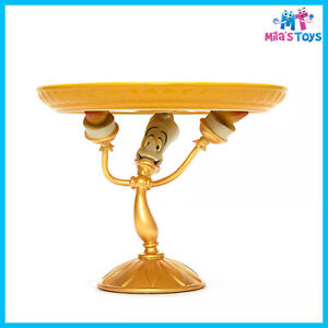 Disney Store Lumiere Cake Stand - Beauty and the Beast Brand New