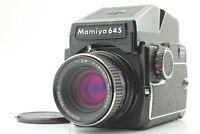 【MINT+++】 Mamiya M645 C 80mm f2.8 Sekor PD Finder Medium Format from JAPAN #725