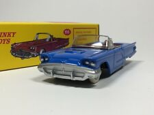 DeAgostini DINKY TOYS FORD THUNDERBIRD  Diecast car model (Blue)