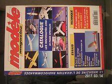 ** modèle magazine n°534 Plan encarté Aria / Flash 60 de Jamara