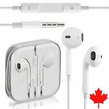Earbuds Headphones with Mic and Remote for iPhone 6s 6 6Plus 5s 5c 4s iPod