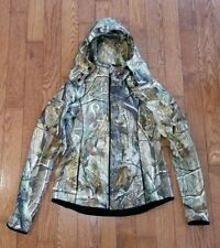 PROIS Hunting Xtreme Realtree AP HD Camo Hooded Jacket Women's SMALL