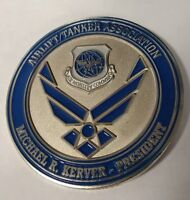 AUTHENTIC USAF A/TA Michael Kerver Airlift/Tanker Association Challenge Coin