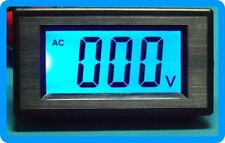 LCD Volt Meter AC 50-300V,Doesn't Require A Power