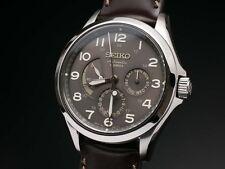 New Seiko Presage Mechanical Automatic Leather Men's Watch SARW019 JAPAN Import