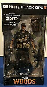 Frank Woods McFarlane Toys Call of Duty Black Ops Modern Warfare Action Figure