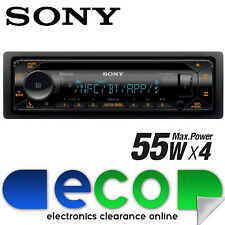 SONY MEX-N5300BT Bluetooth CD MP3 Car Stereo Radio Front USB Aux Input NEW