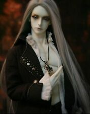 Bjd 1/3 Doll Uncle Photon Angel of Death FREE FACE MAKEUP+FREE EYES