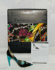 Just The Right Shoe by Raine Shoe Miniatures- Pointedly Wicked Nib