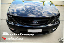 FORD FALCON BA BF TINTED BONNET PROTECTOR GUARD F6/GT/GT-P/PURSUIT/TYPHOON/F/E