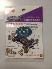 MINI 4WD  JY Ball Bearing SPACERS (3 packs - 36pcs Total)