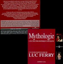 MYTHOLOGIE - LUC FERRY / 4 CDs