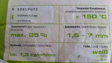5 kg Austroflamm Edelputz Ofenputz Kaminputz  Putz  fein