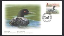 Canada    # 1687    WILDLIFE - LOON   Nice New 1998 Unaddressed Cover