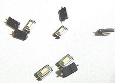 10  2 Pin Tactile Push Button Tact Switch Micro Switches   SMD 6x4x3mm