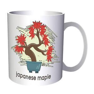 New Pine Tree Bonsai 11oz Mug l133