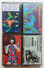 Rob Bailey Hipshakers 4, 7, 8 Cassettes Beat Bespoké New Untouchables Carnaby St