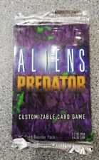 Aliens Predator CCG Booster Pack (Old Stock) - Sealed - Fast Dispatch