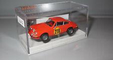Brekina 16217 Porsche 911 Rallye Monte Carlo 1967_ TOP  _ H4014