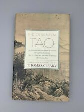 The Essential Tao by Thomas Cleary (1992, Hardcover)