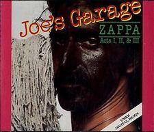 Frank Zappa Joe 's Garage I, II + III (1979/90, UMRK Digtal Remix) [CD DOPPIO]