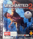 UNCHARTED 2 AMONG THEIVES (Sony PlayStation 3) FREE POSTAGE WITHIN AUSTRALIA