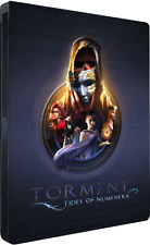 TORMENT TIDES OF NUMENERA NEW STEELBOOK PS4 XBOX PC G2 SIZE STEELBOX METAL CASE