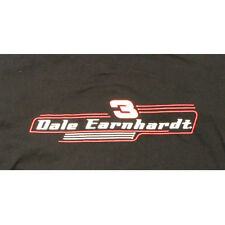 Dale Earnhardt Sr Men's Black Crew Neck Short Sleeve T Shirt XXL NWT!