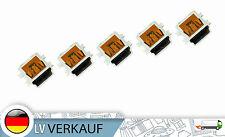 5stk original Molex 5Pin Mini-USB-B Buchse SMT SMD für Prototyping DIY Reparatur