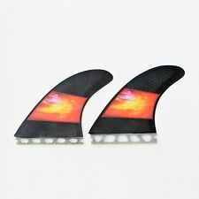 Surf Eclipse Accessories Hc-Js5 Surfboard fins compatible with Future boxes New