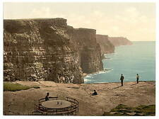 Cliffs At Moher County Claire A4 Photo Print