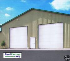 Steel Prefab Commercial 50x100x17 Metal Beam Building