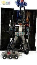 small G1 Takara Transformers Convoy THS-02B Optimus Prime Hybrid Black Ver boxed