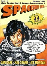 Spaceship Away Dan Dare #10