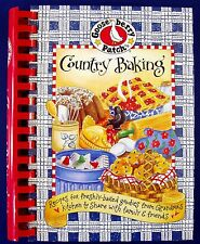 Gooseberry Patch Country Baking Cookbook Cakes Pies Cookies Breads Cobblers